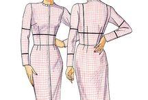 Sewing Patterns - My Wishlist