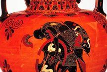 античная керамика