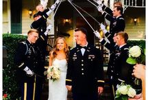 Military marriages / CPT and Mrs. Hayden & William Sutherland