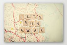 Oh The Places You'll Go ... / by Krista Ingram