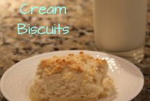 Breads and Biscuits - THH