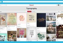 Tipografía, lettering, letras