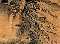 Shi Tao - 石涛 / 石濤 (Qing Dynasty) / Shi Tao (simplified Chinese: 石涛; traditional Chinese: 石濤; pinyin: Shí Tāo; Wade–Giles: Shih T'ao); (1642–1707), born Zhu Ruoji (朱若極) was a Chinese landscape painter and poet during the early part of the Qing Dynasty (1644–1911).