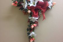 Memorial Floral / These are some of the memorial pieces created by our Floral Designer @ the Timmins store.