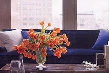 interior design 02 / traditional design · grand · feminine · colourful · wallpaper ·  antiques · grandeur