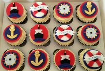 cupcake and toppers