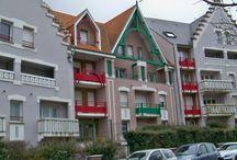 Appartement à Berck sur Mer. / Nos annonces immobilières d'appartements en vente sur la station balnéaire de Berck sur Mer (62600)