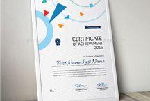 certificate idea