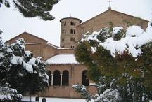 UNESCO Monuments in #Ravenna (RA), Italy / #UNESCO #Monument #Heritage #Italy #Ravenna