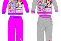 Chandals de Invierno / Chandals de Invierno 2015/16 de grandes marcas con licencia: Minions, Frozen, Minnie, Avengers, Spiderman, Star Wars