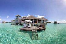 Luxury Resorts / Lots of great resorts around the world.