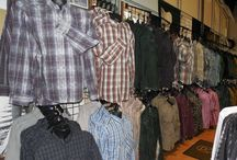 Men's Shirts / by Skip's Boots