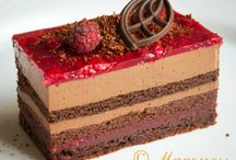 авторские десерты