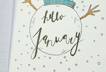 Bullet journal pictures