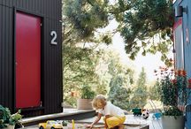 Design: Play Spaces & Sandboxes / Backyard Play Spaces and Skip the trip to the playground. These kid-friendly outdoor spaces will help your little ones burn off energy without leaving home. Sift Through Stylish Play Areas & Sandboxes. These play spaces hold high appeal for kids but are sophisticated enough for grown-up landscapes