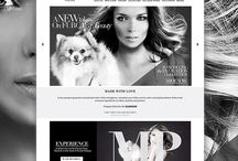 Pearl White Media Website Design Work / A collection of the projects we've built in 2016