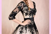 Evening dress inspiration