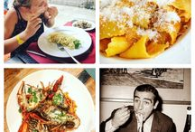 The Vaporetto Kitchen / Nightly specials, classic menu items, handmade pastas, and everything Venetian that we love.