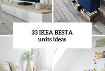 Wall units / Ikea & other