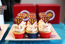 Birthday: Superhero Party / Inspiration for a superhero party