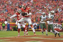 Jack McLiney is a Kansas City Chiefs superfan! / Kansas City Chiefs is Jack McLineys absolute favorite football team.