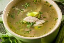 Winter Soups that warm the soul!