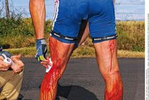 Cycling CRASH! - with Mr Cycling World