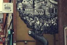 Gatekunst / by Marte Teigen
