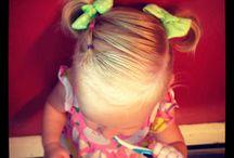 Cute hair! / by Swanky Baby