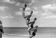 Vintage Beach Snaps