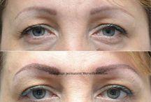 Maquillage permanent Merveilles Tattoo Salon de Pce