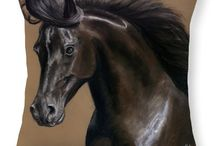 Black Horse Design Art Products to buy
