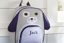 Backpacks for the little ones <3