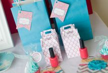 party spa bags