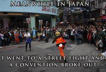 Japan!