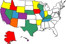 States I have Been To