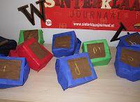 Thema Sinterklaas creatieve activiteiten
