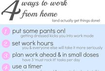 motherhood: working + kids