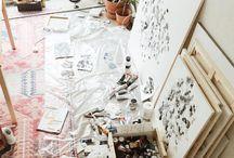 Art Studios for M
