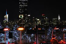 New York, New York / The big apple.