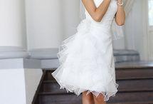 Hochzeitskleid Party