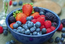 Berries / fresh fruit