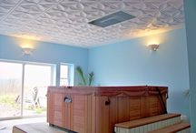 Living Space Ceilings