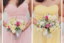Pastel weddings