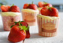 Cupcakes / Cupcakes recipes / Tout un tas de recettes de cupcakes