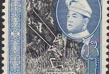 Malaya - Perlis Stamps