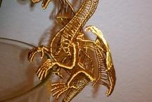 draci a jiná stvoření
