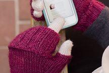 KnittingPattern - Mittens&Gloves