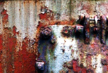 Rusty art photography