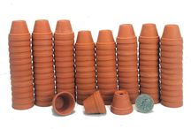 Miniature Clay Pots / Ideal for fairy gardens!